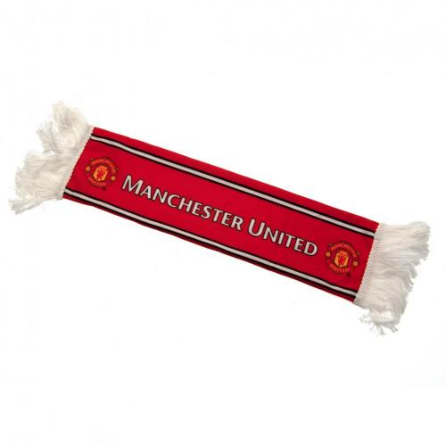 Manchester United Mini Car Scarf